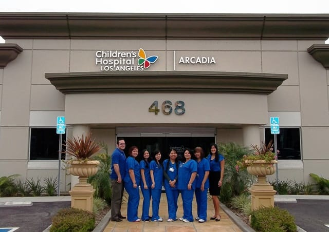 726e34a085bb7 Children s Hospital Los Angeles Arcadia Outpatient Center Treats ...