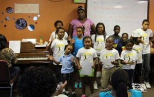"Faith-Based Summer Camp Promotes ""Healthy Environment, Active Living"""