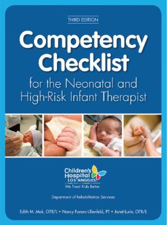 Competency Checklist 3rd Edition