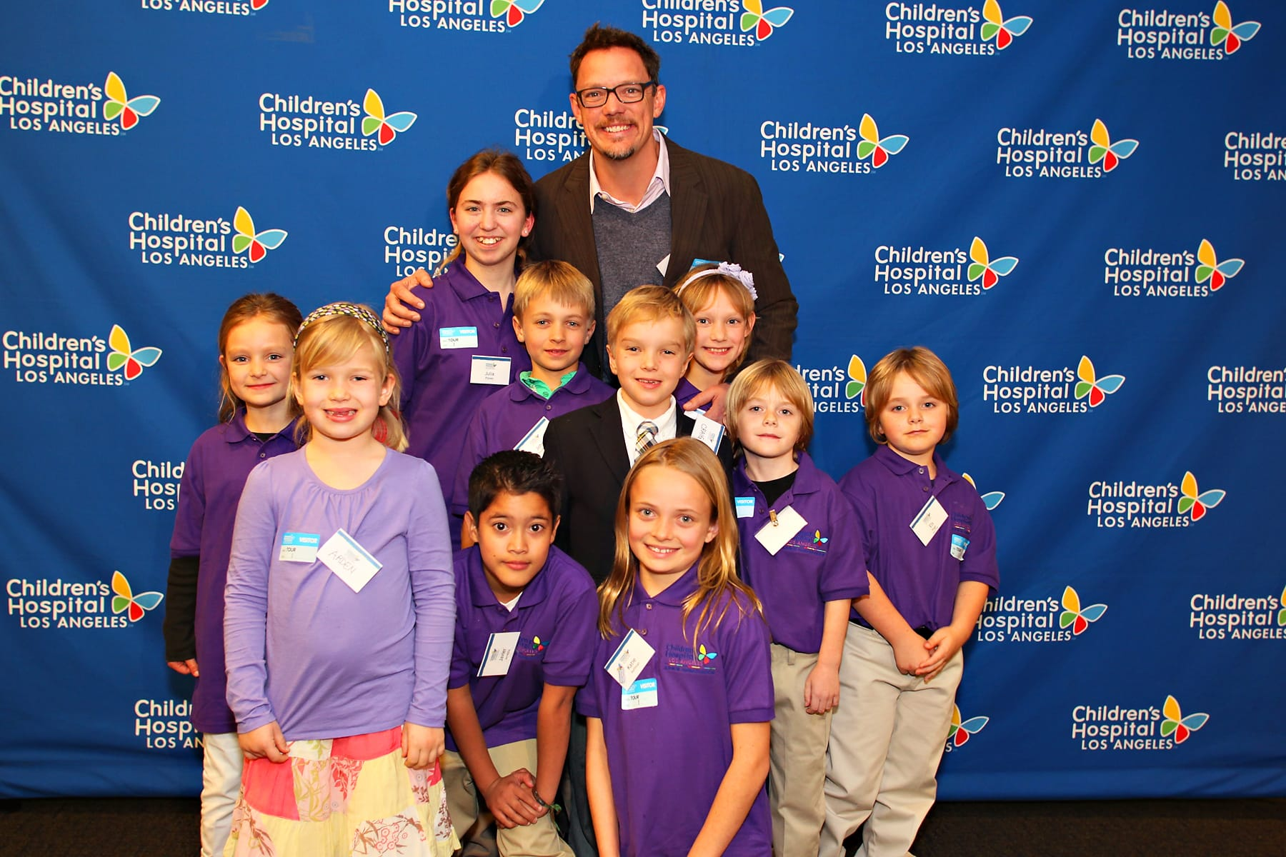 Children's Hospital Los Angeles Partners with Families ...