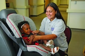 Car Seat Recycling and Safety Prevents Injury and Saves Lives