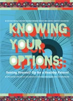 The cover of Knowing Your Options brochure