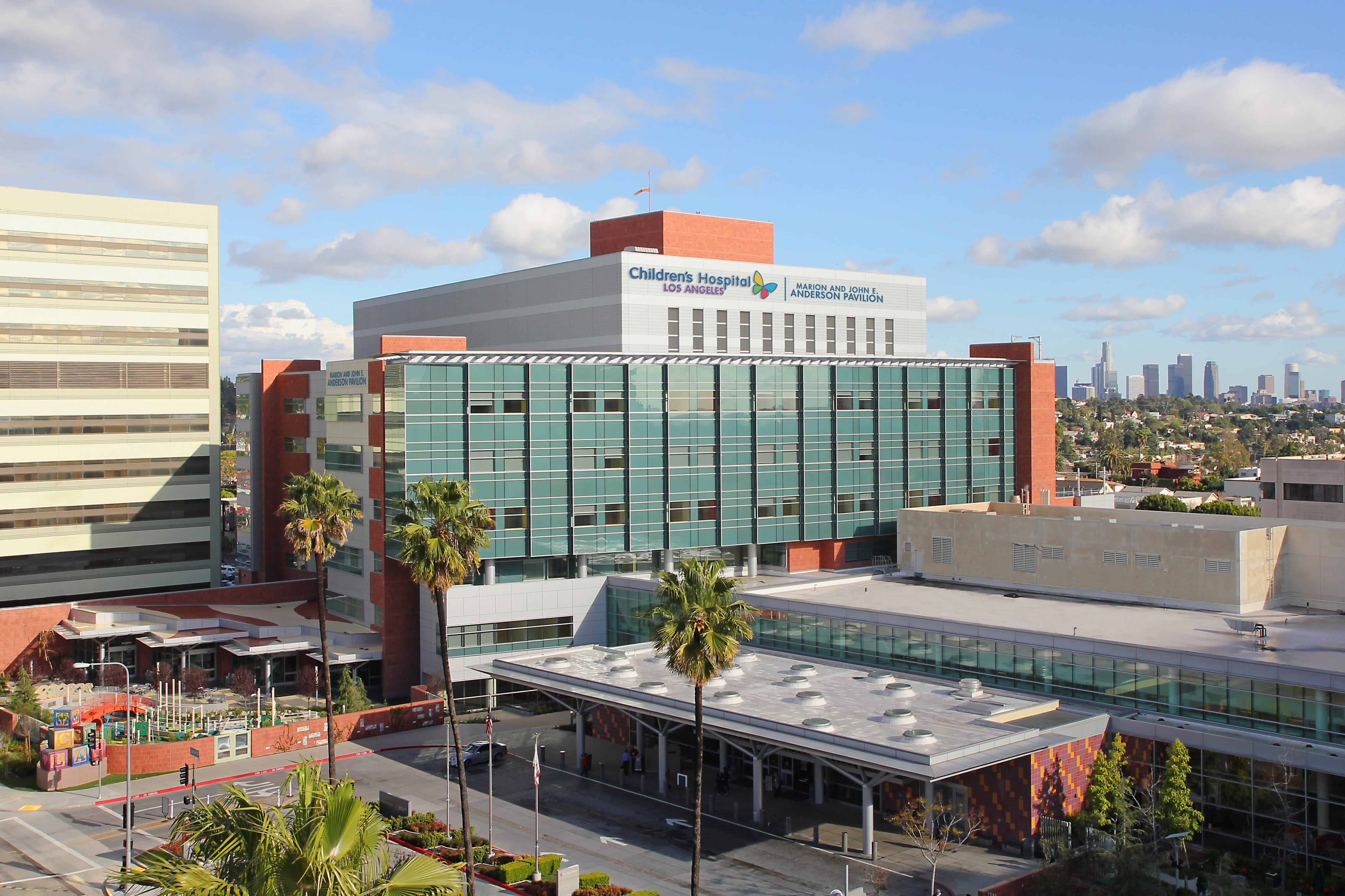 children's hospital of los angeles - HD 4556×3036