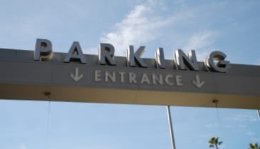 Parking at the Main Hospital | CHLA