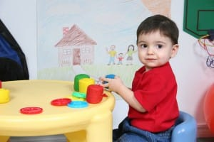 Prepare a Visually Impaired Child for Day Care