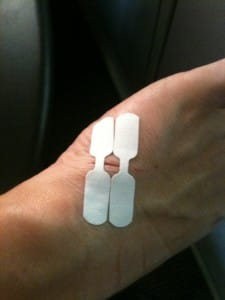 butterfly bandage