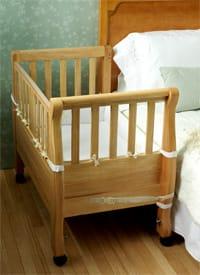 How To Build A Co Sleeper Crib