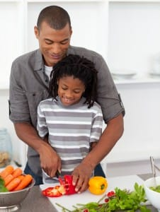 How to Help Your Child Lose Weight Safely