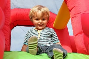 Bounce Houses: Risk of Injury for Kids