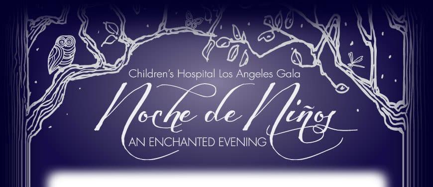 Noche de Niños Sponsorship | CHLA