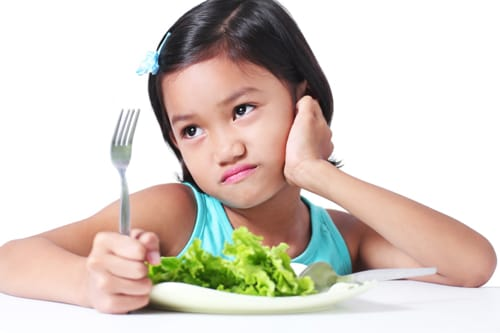 Strategies for Dealing with Picky Eaters