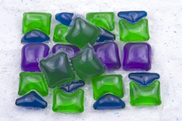 Laundry Pod Poison Danger