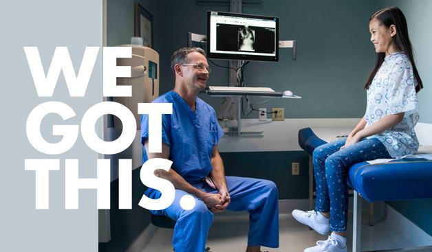 Pediatric Orthopaedic Center – Children's Hospital Los Angeles