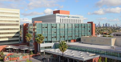 Children's Hospital Los Angeles Anderson Pavilion