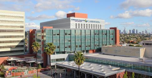 Children's Hospital Los Angeles Anderson Pavilion