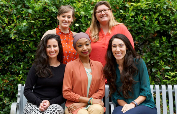 Group photo of 2019-2020 Pulmonology fellows
