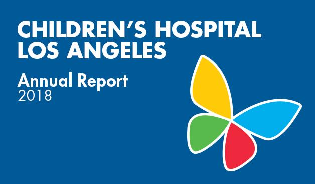 2018 Annual Report | CHLA