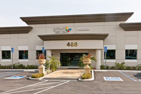 Arcadia Outpatient Center Chla