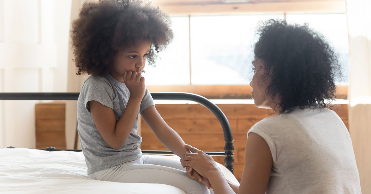 How to Talk to Kids About Death - Children's Hospital Los Angeles