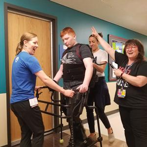 Diobeth - Helping Kids Get Back on Their Feet - Imagine Summer 2020 | Children's Hospital Los Angeles