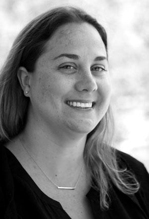 EFGLA Executive Director Rebekkah Halliwell
