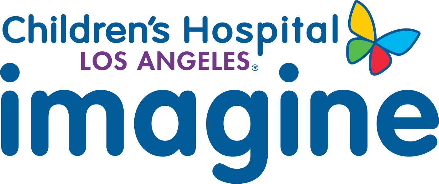 Logo image for Children's Hospital Los Angeles Imagine magazine