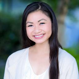 Portrait of Julia Thai