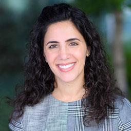 Portrait of Tania Mitsinikos, MD