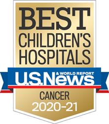 USNWR Best Children's Hospital - Cancer | Children's Hospital Los Angeles