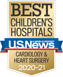 USNWR Best Children's Hospital - Cardiology and Heart Surgery | Children's Hospital Los Angeles