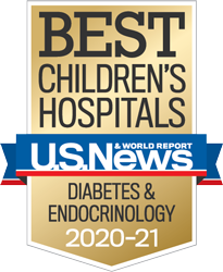 USNWR Best Children's Hospital - Diabetes and Endocrinology | Children's Hospital Los Angeles