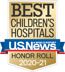 USNWR Best Children's Hospitals Honor Roll 2020-2021 | Children's Hospital Los Angeles