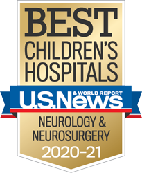 USNWR Best Children's Hospital - Neurology and Neurosurgery | Children's Hospital Los Angeles