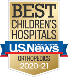 USNWR Best Children's Hospital - Orthopedics | Children's Hospital Los Angeles