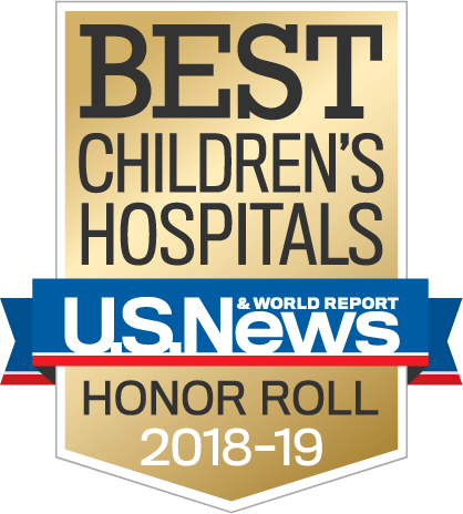 CHLA Best Children's Hospital