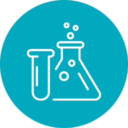 icon of laboratory glassware for Private Funding Opportunities