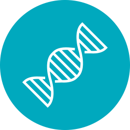 icon of a dna symbol