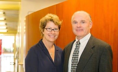 Michele Kipke PhD, and Thomas Buchanan, MD web.jpg