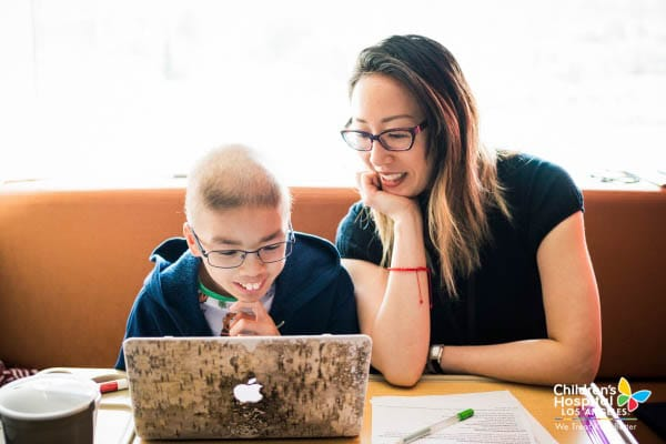 Bringing the Classroom to the Bedside | CHLA
